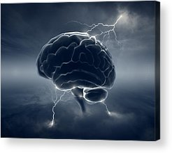 Mental Photographs Acrylic Prints