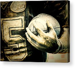 Tim Tebow Acrylic Prints
