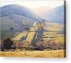 Poplar Acrylic Prints