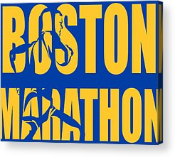 Twin Cities Marathon Acrylic Prints