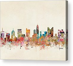 Columbus Acrylic Prints