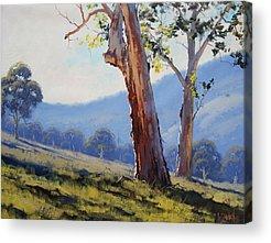 Australian Landscape Acrylic Prints