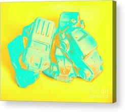 Automotive Art Acrylic Prints
