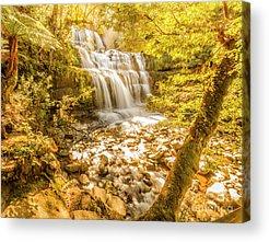 River Liffey Acrylic Prints