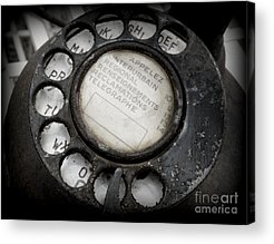 Telephone Acrylic Prints