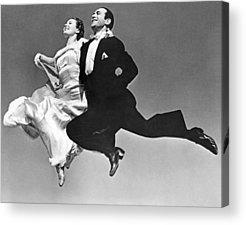 Ball Gown Photographs Acrylic Prints