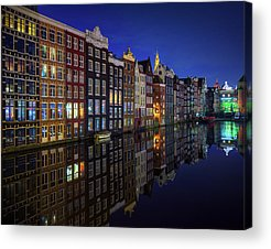 Dutch Acrylic Prints