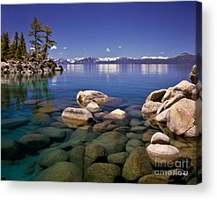 Lake Acrylic Prints