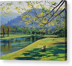Brook Acrylic Prints