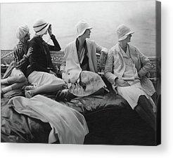 George Photographs Acrylic Prints
