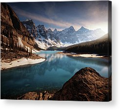 Alberta Acrylic Prints
