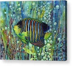 Whimsical Seascape Acrylic Prints