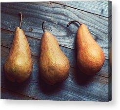 Pear Acrylic Prints