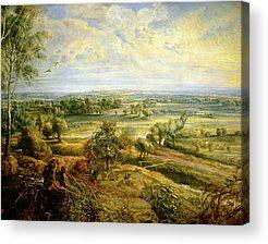 Het Paintings Acrylic Prints