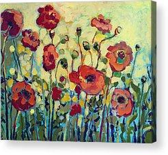 Impressionist Paintings Acrylic Prints