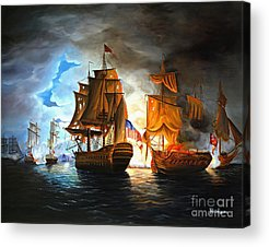 Revolutionary Acrylic Prints