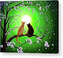 Sakura Acrylic Prints