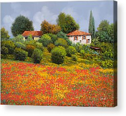 Field Acrylic Prints
