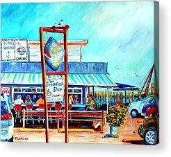 Visit Acrylic Prints