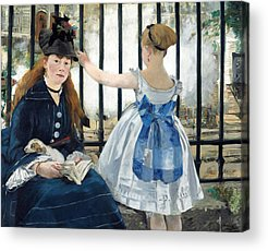 Manet Acrylic Prints