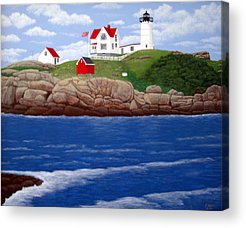 Historic Builings Images Paintings Acrylic Prints
