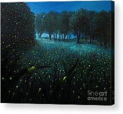 Moonlit Acrylic Prints