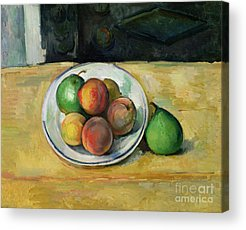 Fruit Bowl Acrylic Prints