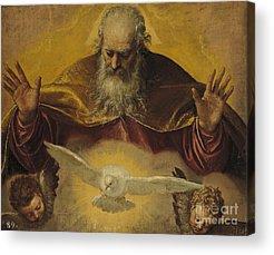 Paolo Caliari Veronese Acrylic Prints
