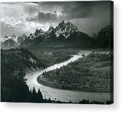 Environmental Issue Acrylic Prints