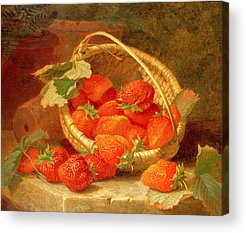 Strawberry Acrylic Prints