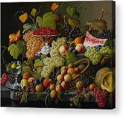 Platter Acrylic Prints
