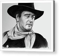 Duke Acrylic Prints