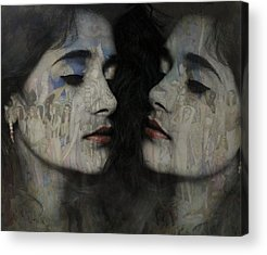 Lust Acrylic Prints