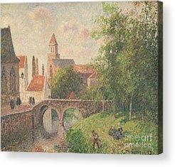 West Flanders Acrylic Prints