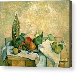 Cezanne Acrylic Prints
