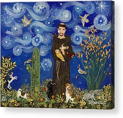 Assisi Acrylic Prints