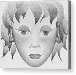 Visionary Drawings Acrylic Prints