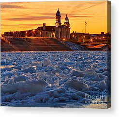 Lock Haven Acrylic Prints