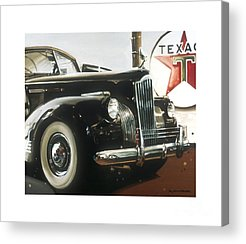 Collector Hood Ornaments Paintings Acrylic Prints