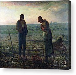 Farming Acrylic Prints