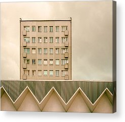 Architectur Photographs Acrylic Prints