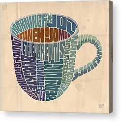 Coffee Acrylic Prints