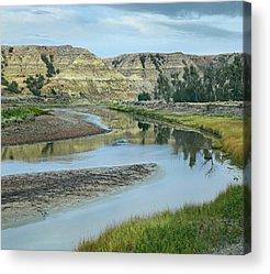 Missouri river valley art fine art america missouri river valley acrylic prints publicscrutiny Gallery