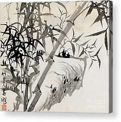 Loose Paintings Acrylic Prints