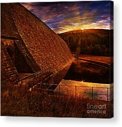 Edge Acrylic Prints