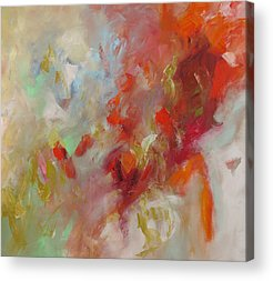 Abstract Expressionist Paintings Acrylic Prints