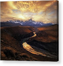 Argentina Acrylic Prints