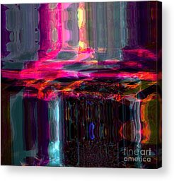 Yesayah Mixed Media Acrylic Prints