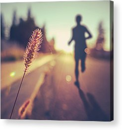 Athlete Photographs Acrylic Prints