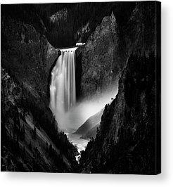 Yellowstone Acrylic Prints